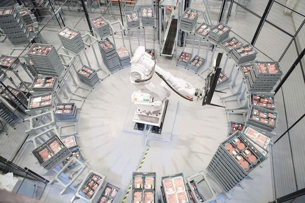Robotique : ABB veut faire basculer les usines agroalimentaires vers le 4.0.