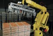 Robotique: Les ventes en augmentation dans l'industrie agroalimentaire