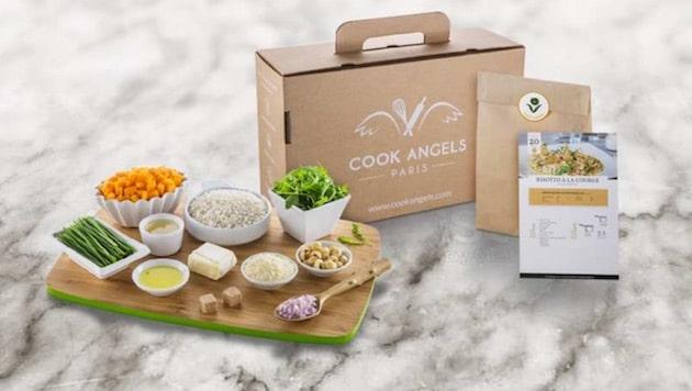 Foodtech : Cook Angels fait peau neuve