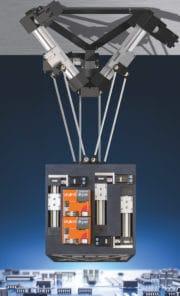 All4Pack [2018]Automatisation : delta, le nouveau robot économique signé igus