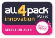All4Pack [2018] : Découvrez les 11 lauréats des Innovation Award