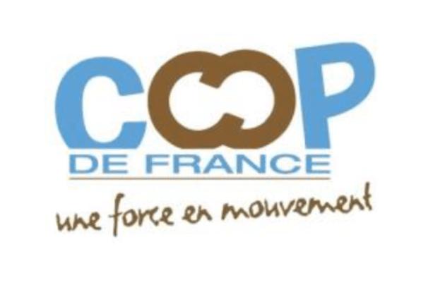 Dominique Chargé, élu président de Coop de France