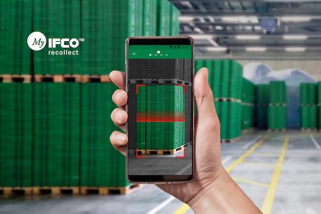 Logistique : IFCO poursuit sa stratégie digitale et lance une nouvelle application