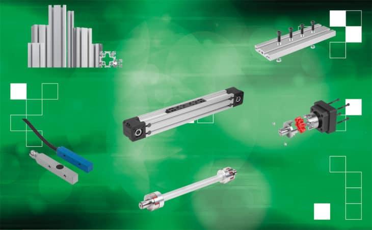 Ligne de production : Une solution standard pour automatiser les déplacements linéaires