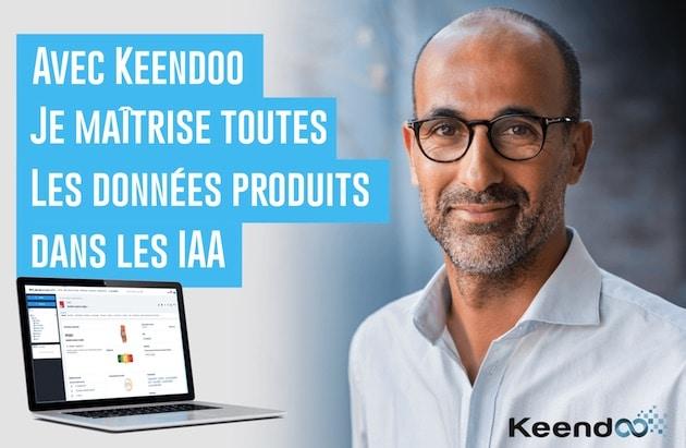 CFIA 2019 / Keendoo : Maîtriser l'intégralité des données produits dans les IAA ? C'est l'expertise de Keendoo!