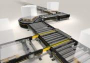 Modularité pour le convoyage automatisé de palettes