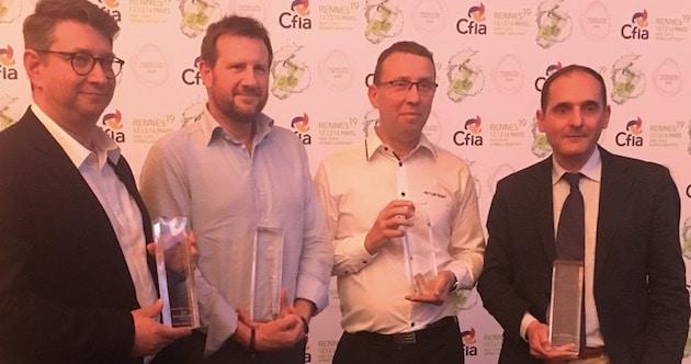 CFIA 2019 : Découvrez les 4 lauréats des Trophées de l'Innovation