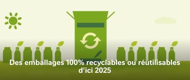 Emballage : Nestlé et Veolia partenaires pour lutter contre les déchets plastiques