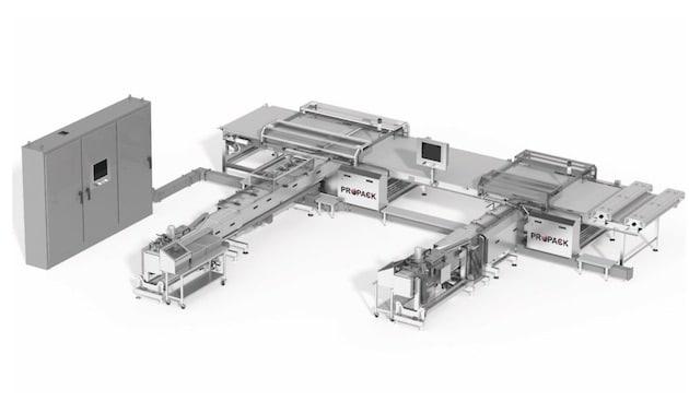 Automatisation : Propack annonce un nouveau système de distribution de lignes