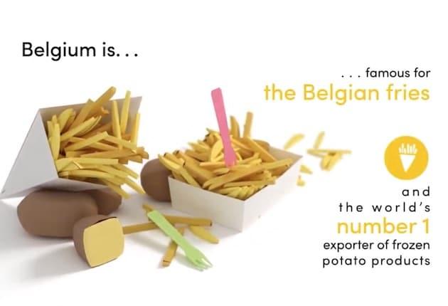 Les produits alimentaires belges en pleine ascension en Corée du Sud