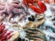 Produits de la mer: 2018 réduit le déficit commercial de la France