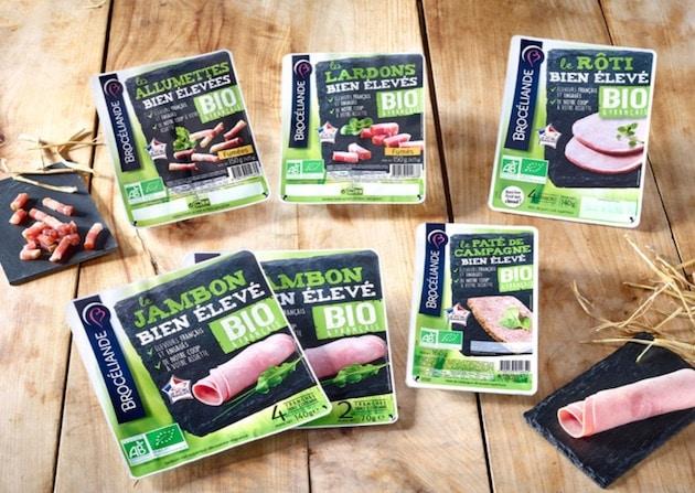 Charcuterie: La marque «Bien Élevée» devient la première marque de porcs bio 100% d'origine France