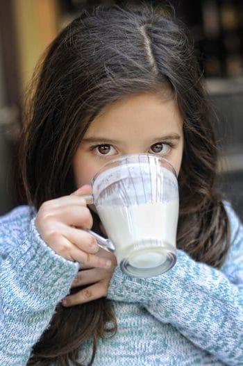 Calcium: Entre 6 et 10 ans, près d'un enfant sur deux est en dessous des recommandations