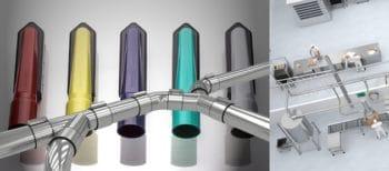 Hygiène : Dustcontrol lance une nouvelle gamme d'extraction de processus et de nettoyage général