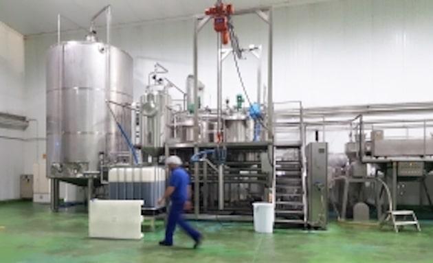 Process refroidissement: Le caloporteur Greenway® Neo fait ses preuves sur le gaspacho chez ArteOliva