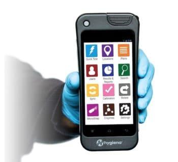 Hygiena annonce un nouveau système de surveillance tactile