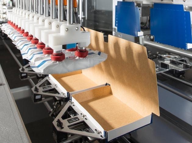 Emballage : Vente de Bosch Packaging Technology à CVC