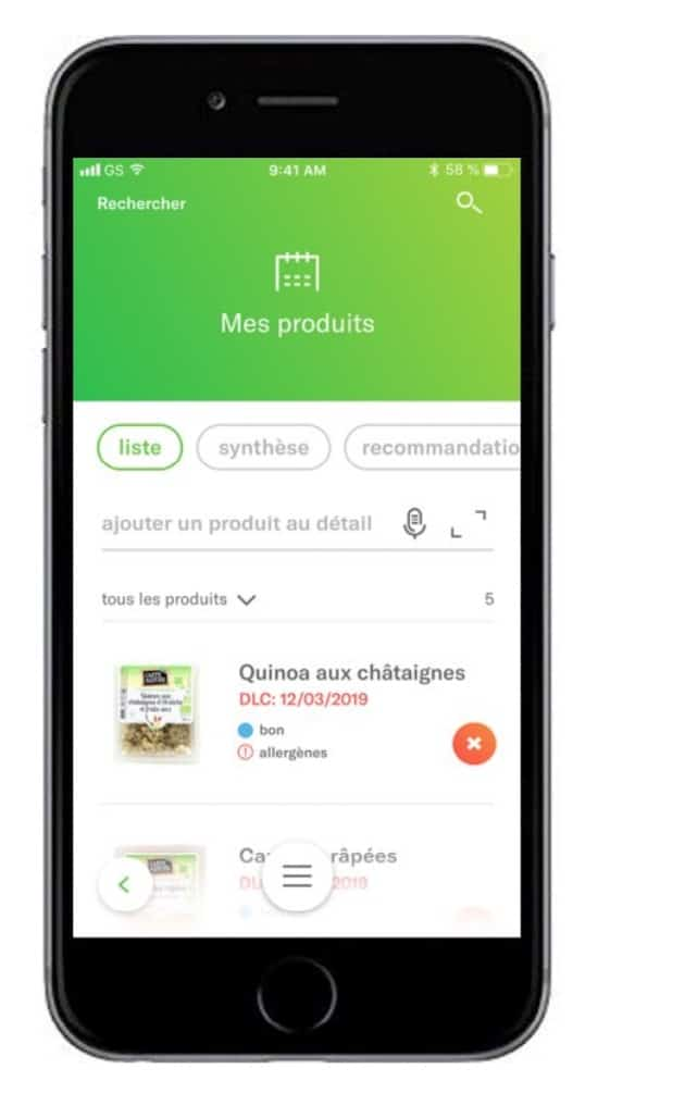 Technologie : Green Code lance son application destinée aux industriels et aux consommateurs - agro-media.fr