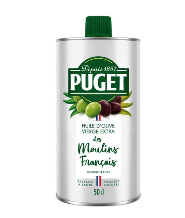 Puget lance sa première référence d'huile d'olive 100% française
