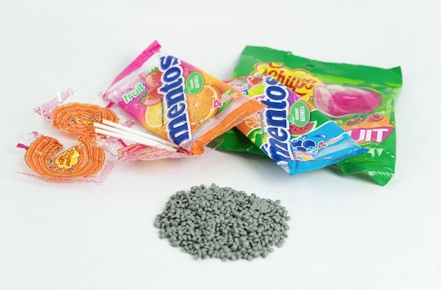 Emballage : Chupa Chups et Mentos passent au recyclage