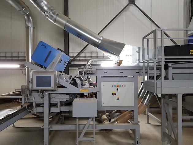 Process : Le leader de l'oignon équipe son usine du trieur dernier cri FPS de Tomra