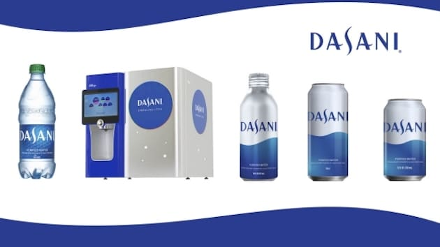 Emballage : Dasani annonce des innovations