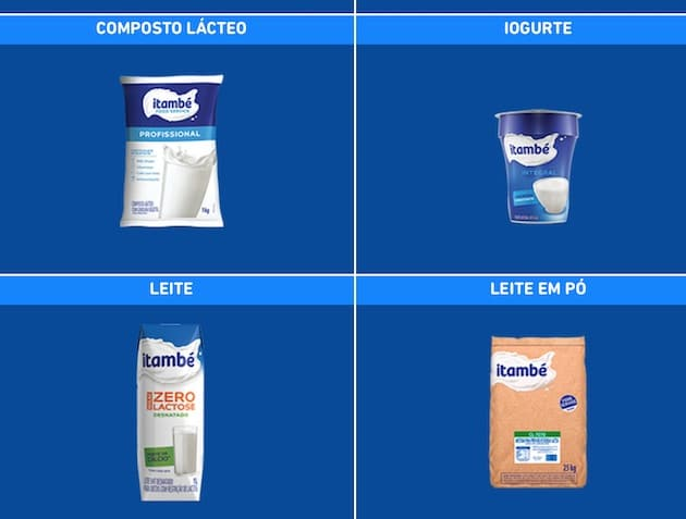 Lactalis annonce l'acquisition d'Itambé et devient le plus grand acteur du secteur laitier au Brésil