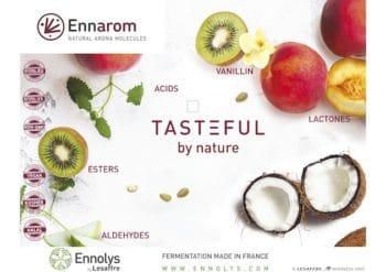 Molécules aromatiques naturelles: De nombreuses formulations possibles avec Ennarom