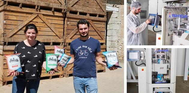 Snacking : Belsia porte sa production à 800 kg/jour de pommes de terre transformées