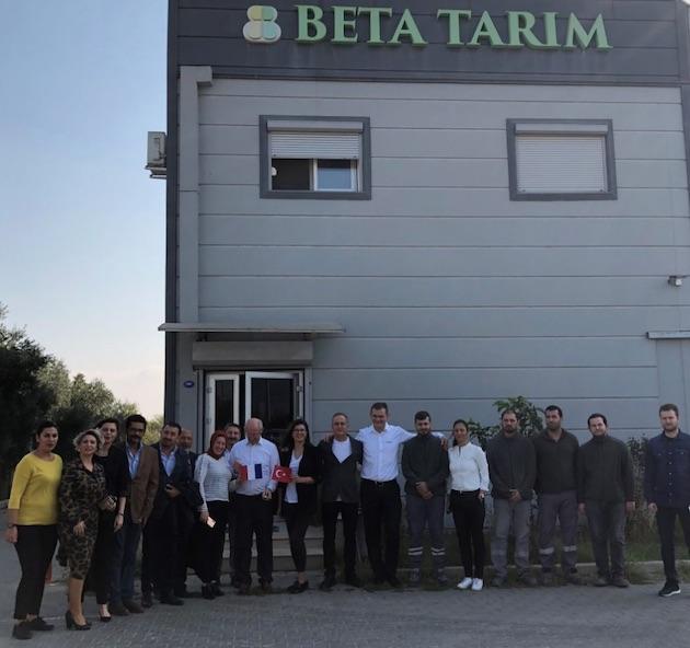 Nutrition animale: L'entreprise turque Beta Tarim rejoint le Groupe CCPA