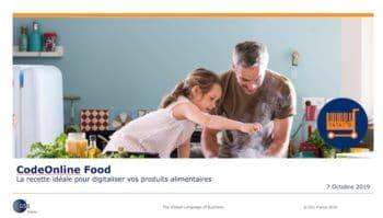 CodeOnline Food veut digitaliser l'offre des produits alimentaires français