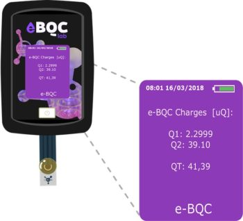 Capacité antioxydante des aliments/boissons : Le lecteur eBQC arrive en France !