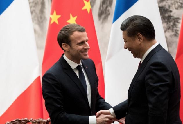 L'agroalimentaire, un axe du plan d'action quinquennal signé entre la France et la Chine