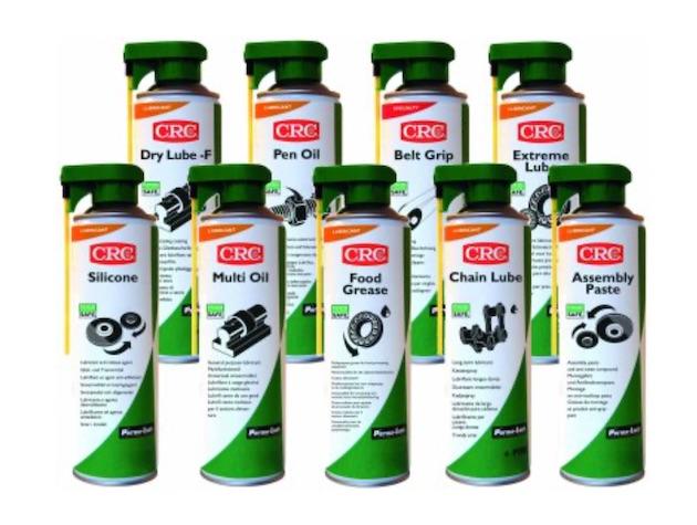 Aérosols à usage alimentaire: Avec le Permalock, CRC rend le diffuseur et le capillaire indissociables de l'aérosol