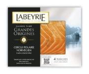 Blockchain: Labeyrie renforce le dispositif de traçabilité de ses saumons fumés