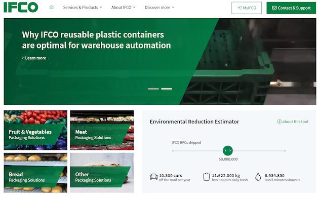Logistique: IFCO lance un outil de veille dédié aux acteurs de la supply chain