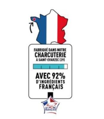 Intermarché lance le Franco-Score