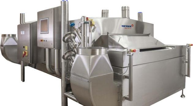 «Hot Products», le nouveau système de contrôle de congélation de Messer