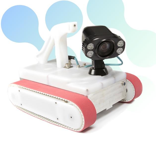 Robotics et Delta, deux robots innovants pour l'agroalimentaire