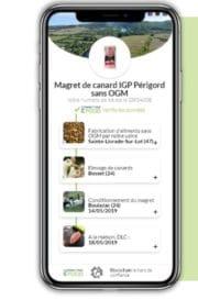 Transparence alimentaire : La première blockchain de la filière canards est lancée