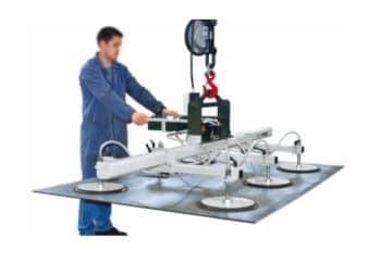 Manutention : Avec les Vacuogrip, Coval veut faciliter la manipulation de charges lourdes