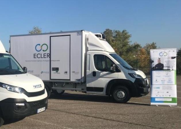 Transport frigorifique: La gamme de hayons connectés Uptime, lauréat des I-nnovations Award du salon Solutrans