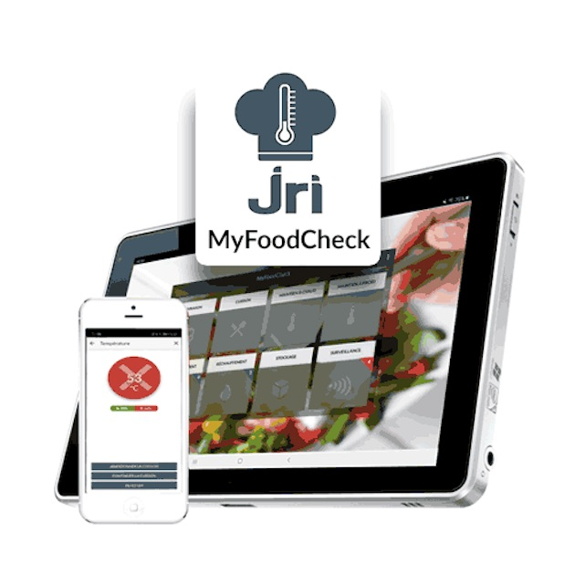 Chaîne du froid: JRI lance une application mobile dédiée aux contrôles HACCP des températures