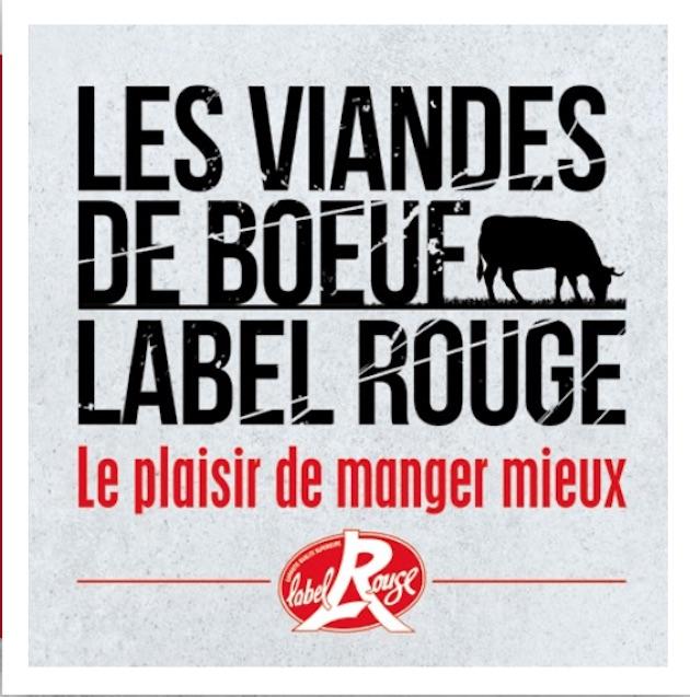 Interbev veut faire évoluer les critères d'éligibilité au Label Rouge pour les viandes de bœuf