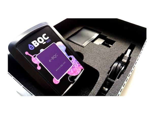 Capacité antioxydante : L'appareil de mesure eBQC arrive en France