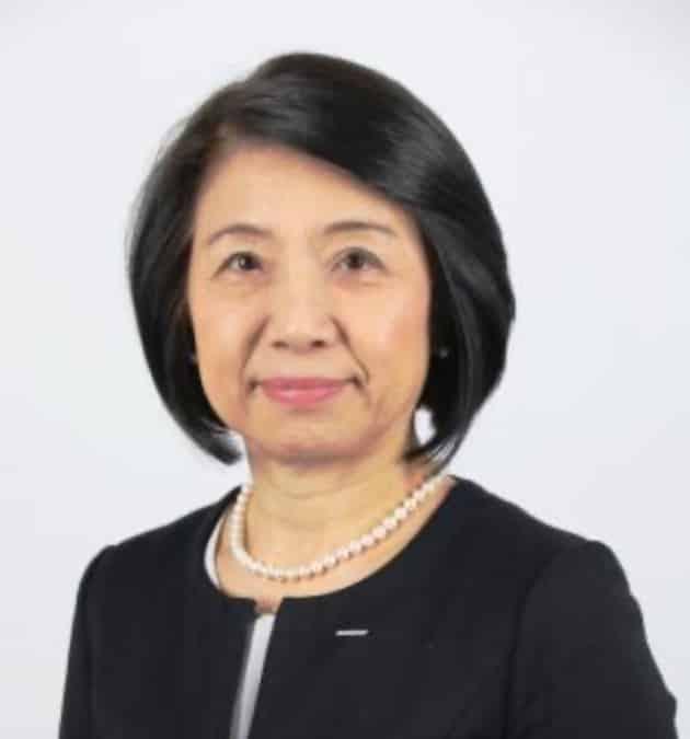 Makina Ono, nouvelle présidente d'Orangina Suntory France