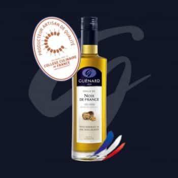 Les Huiles Guénard obtiennent le label «Producteur et artisan de qualité»