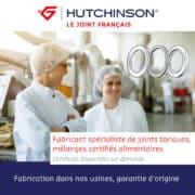 Sécurisez vos installations de production avec Hutchinson, fabricant de solutions d'étanchéité