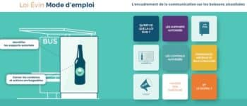 Boissons alcoolisées: Les professionnels lancent la formation «Loi Evin, mode d'emploi»