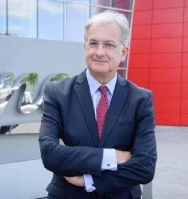 Claude Risac nommé Directeur des Relations extérieures de Tereos